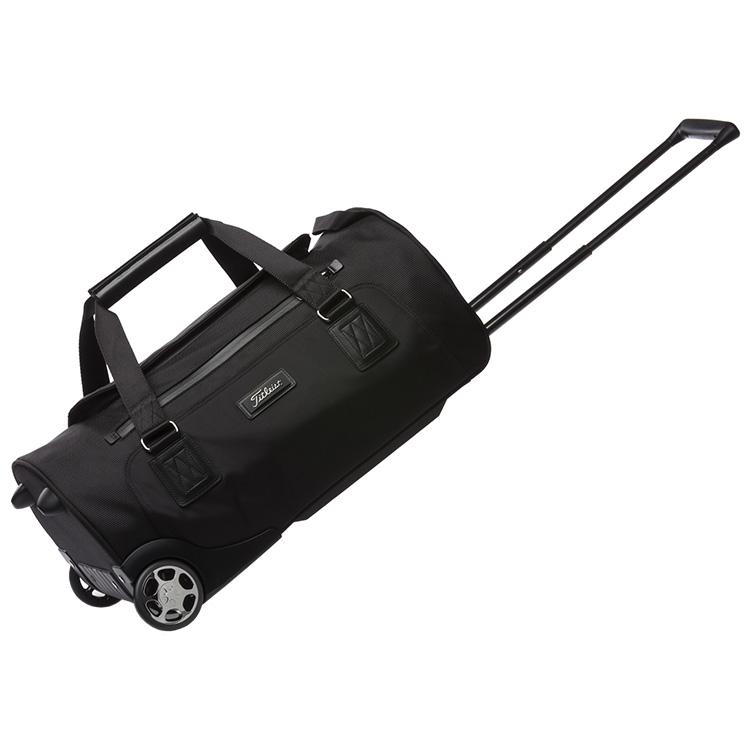 b519e8208c Titleist Professional 22 Inch Wheeled Duffle Golf Bag Black TA8PROWDFL-0