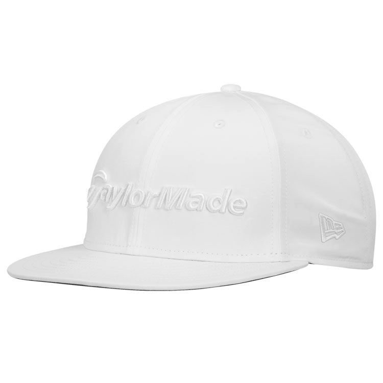 1050c6945e50f TaylorMade Performance 9Fifty Golf Cap White N65620. Double tap to zoom