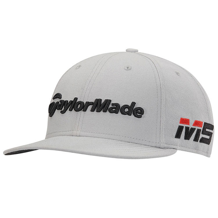 5937ae32a000a TaylorMade Tour 9Fifty Golf Cap Grey N65594. Double tap to zoom