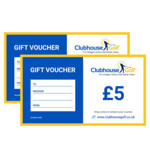 Clubhouse Golf Gbp Gift Voucher Clubhouse Golf