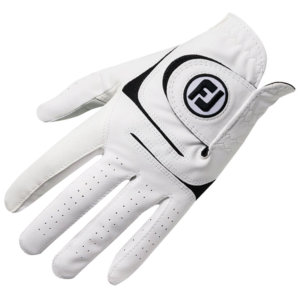 FootJoy WeatherSof Golf Glove White (Right Handed Golfer)