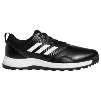 adidas CP Traxion SL Golf Shoes Black/White/Silver