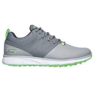 Skechers Go Golf Mojo Elite Punch Shot Golf Shoes Grey/Lime 54538-GYLM