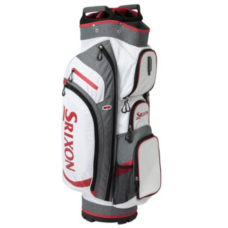 Srixon Z Series Golf Cart Bag White/Grey/Red