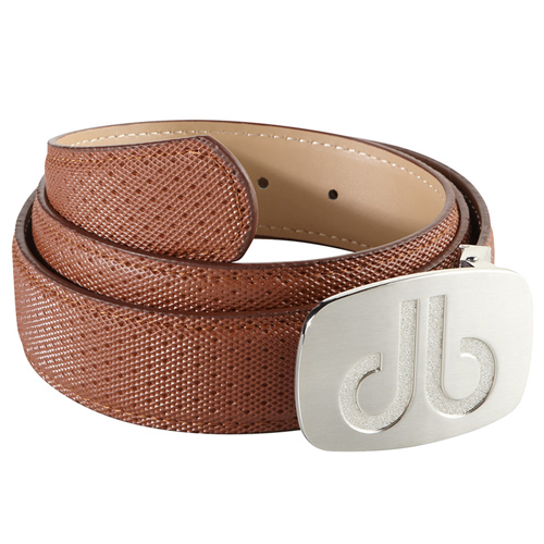 druh players collection leather belt brown clubhouse golf