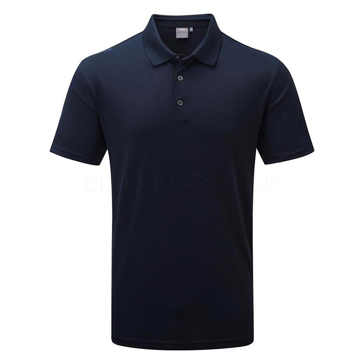 c2f10da1 Ping Lincoln Golf Polo Shirt Navy - Clubhouse Golf