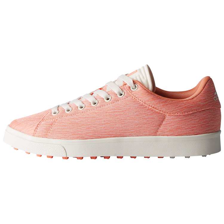 adidas Ladies adicross Classic Golf Shoes Coral White Coral. Double tap to  zoom 1c6fa375d