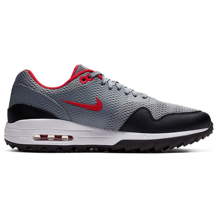 Nike Air Max 1G Golf Shoes Grey