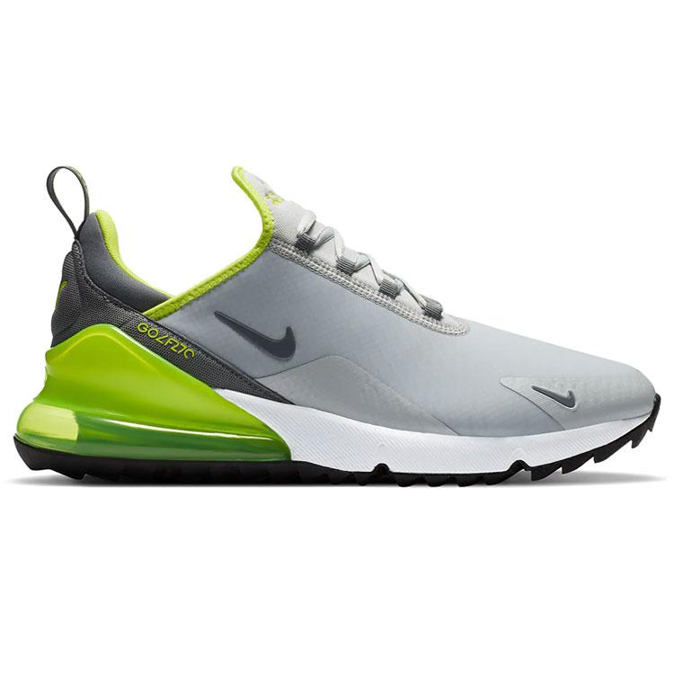 nike air max golf shoes grey