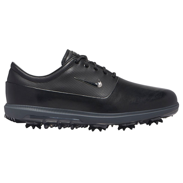 caddb155 Nike Air Zoom Victory Tour Golf Shoes Black/Dark Grey AQ1479-001. Double tap  to zoom