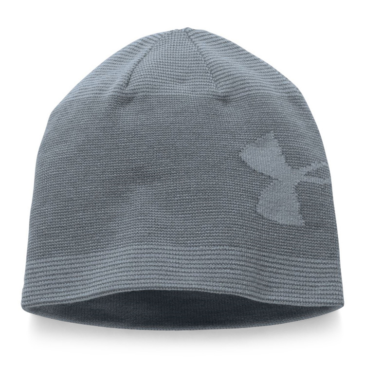 Under Armour Billboard 2.0 Golf Beanie Steel Graphite 1200153-035. Double  tap to zoom 0633b740fc92