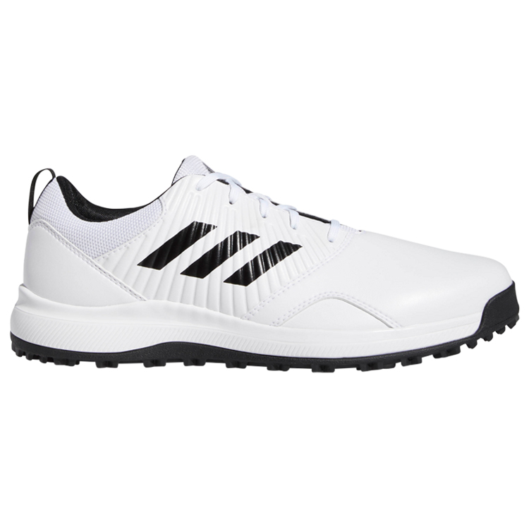 in stock 6ee20 d5e0c adidas CP Traxion SL Golf Shoes WhiteBlackGrey. Double tap to zoom