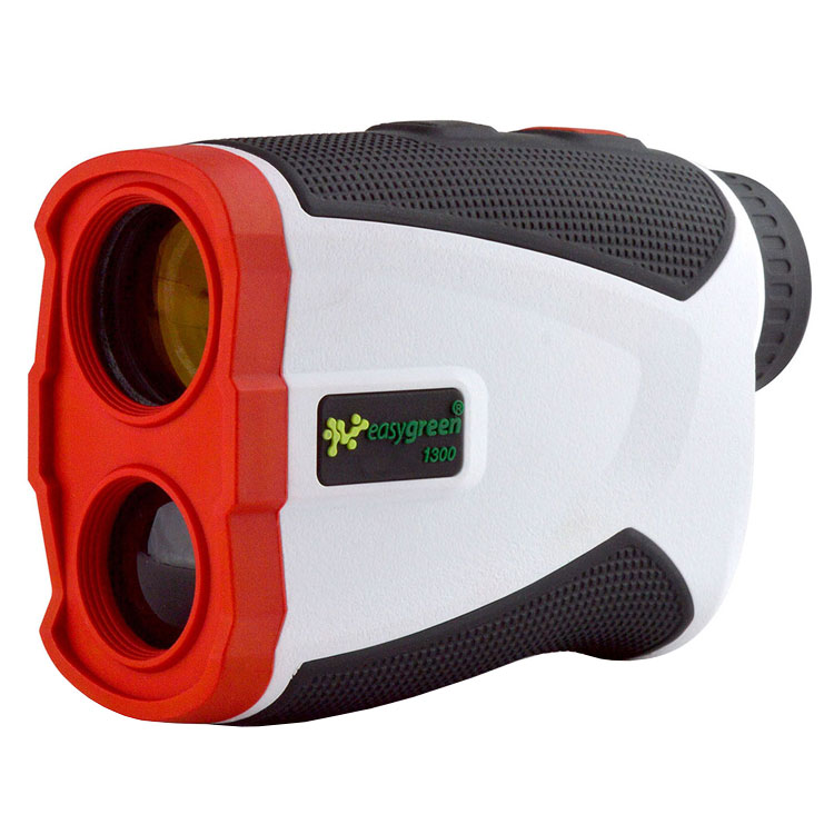 Easygreen 1300 Laser Golf Rangefinder Clubhouse Golf