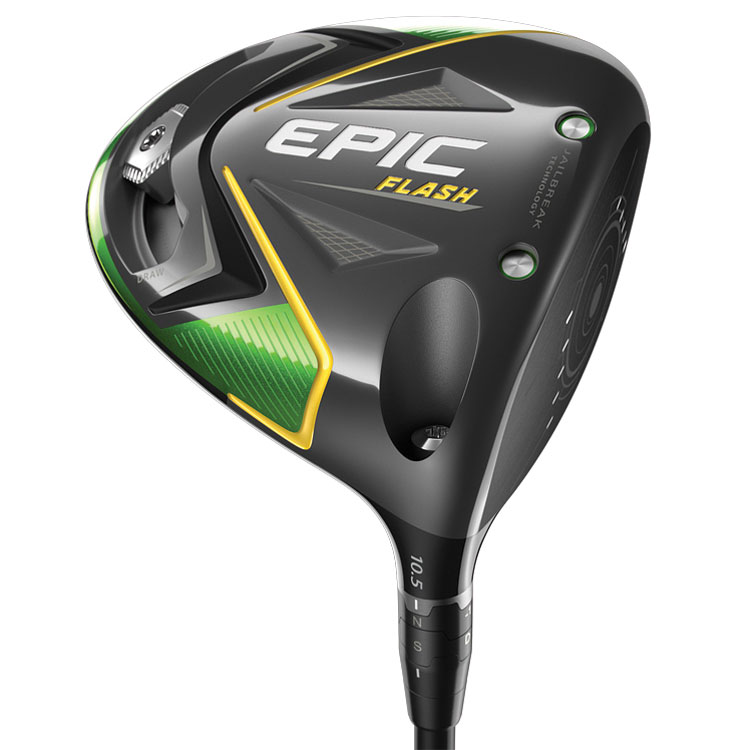 Callaway Epic Flash Driver - Clubhouse Golf