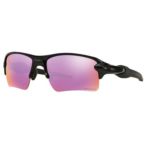 9799ce9880e Oakley Flak 2.0 XL Golf Sunglasses Polished Black Prizm Golf OO9188-05