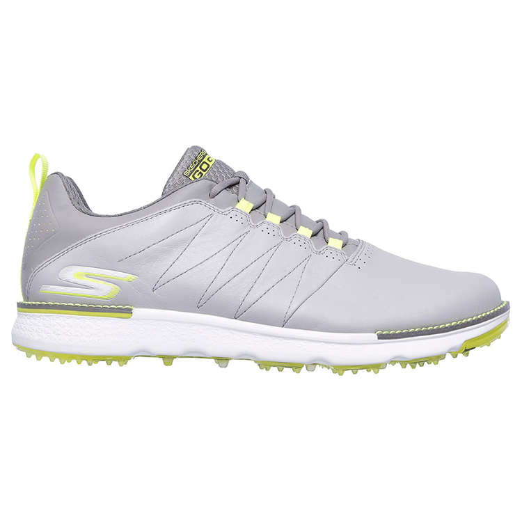 875ba122e16bc3 Skechers Go Golf Elite V3 Golf Shoes Grey Lime 54523-GYLM. Double tap to  zoom