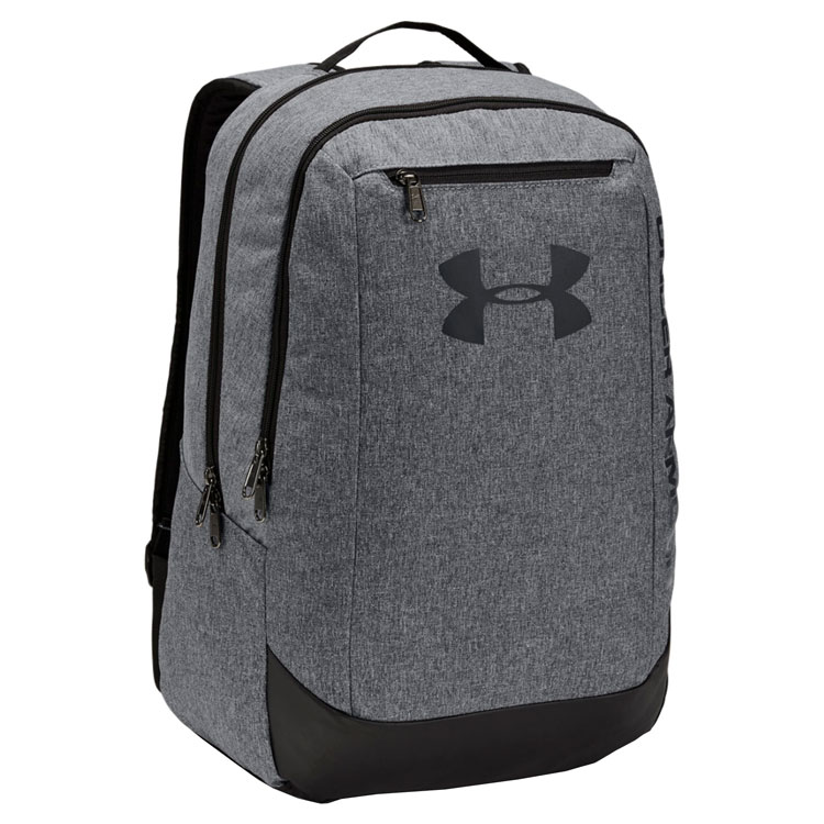 9efc7996b0 Under Armour Hustle LDWR Golf Back Pack Graphite Graphite Black 1273274-041