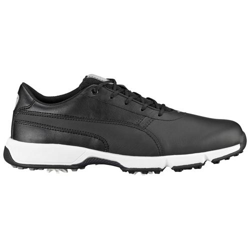 Puma Ignite Drive Golf Shoes Black White - Clubhouse Golf b2300444b