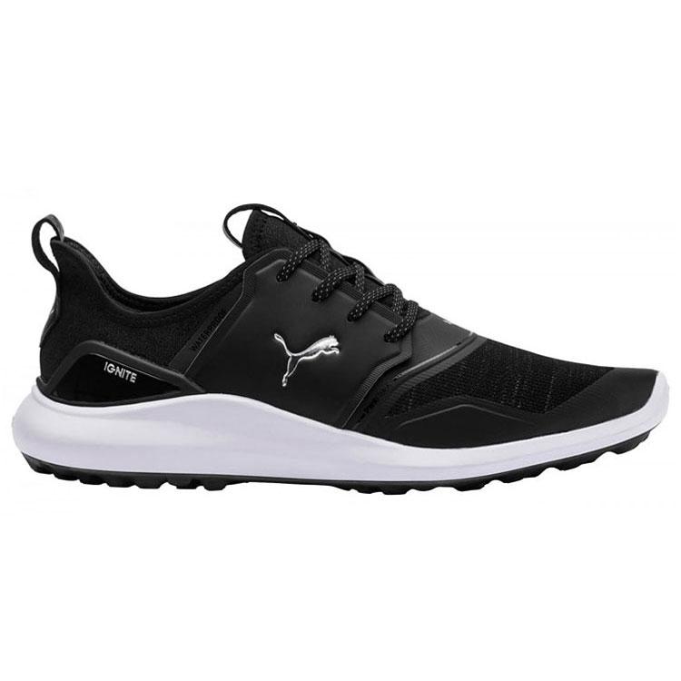 Puma Ignite NXT Lace Golf Shoes Black