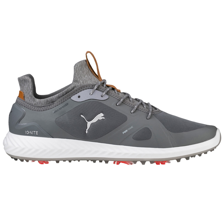 2d3f51565250 Puma Ignite PWR Adapt Golf Shoes Quiet Shade Quiet Shade - Clubhouse ...