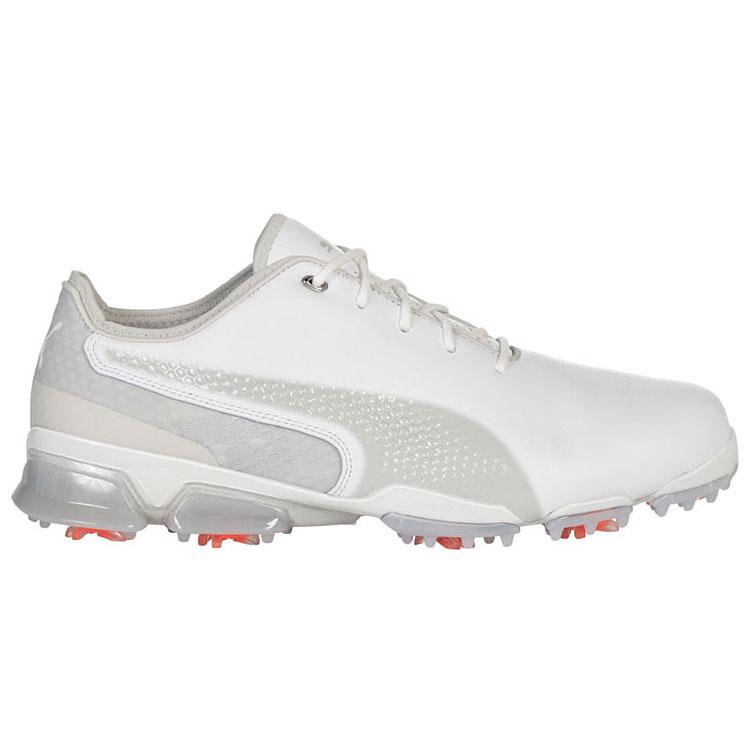 Puma Ignite Pro Adapt Golf Shoes White
