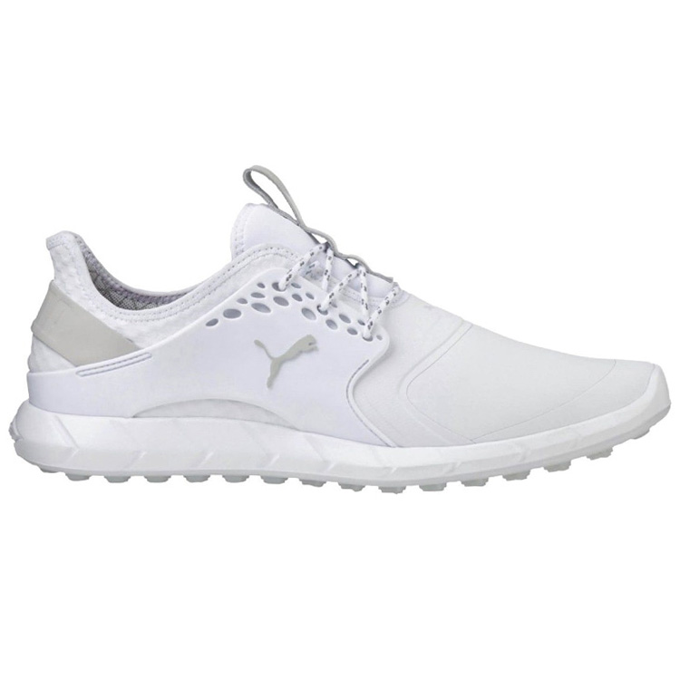 a5b9799ef07 Puma Ignite PWR Sport Pro Golf Shoes White White - Clubhouse Golf