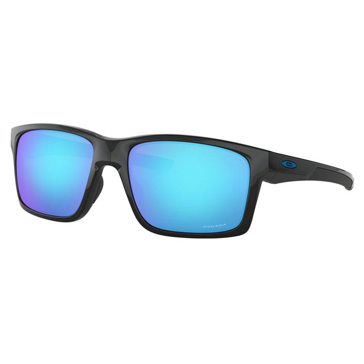 910c73a3dca Oakley Mainlink Golf Sunglasses Polished Black Prizm Sapphire OO9264-3057