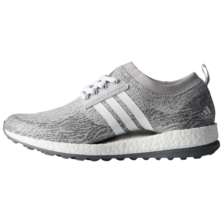 adidas Ladies Pure Boost XG Golf Shoes Grey White Night. Double tap to zoom 6a68e74a3