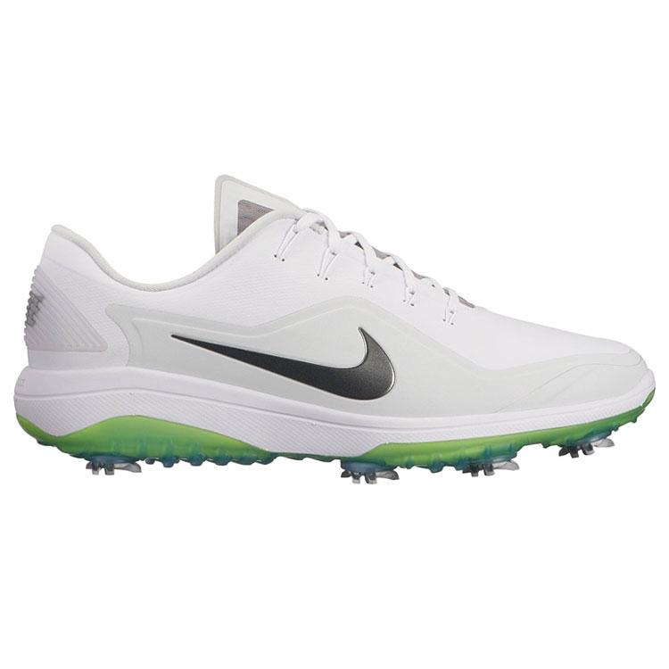683a8b80fb6b Nike React Vapor 2 Golf Shoes White Grey Platinum - Clubhouse Golf