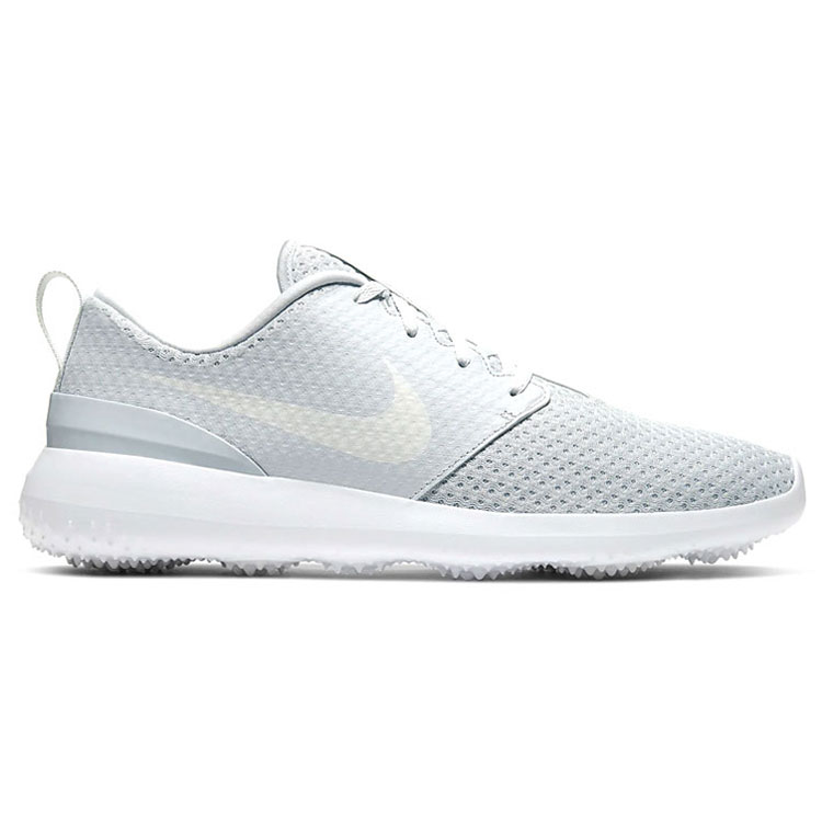 Nike Roshe G Golf Shoes Pure Platinum White Clubhouse Golf