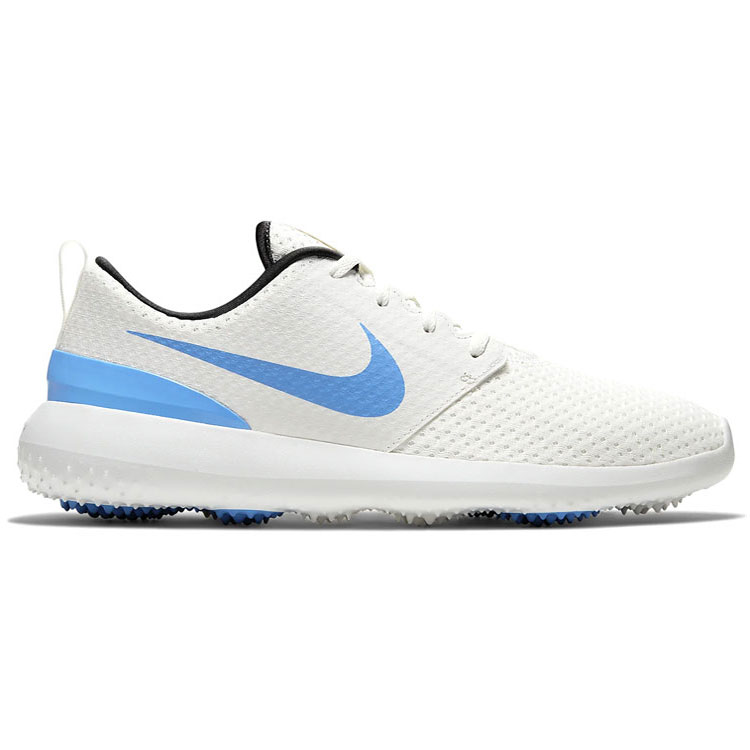 Nike Roshe G Golf Shoes White University Blue Clubhouse Golf