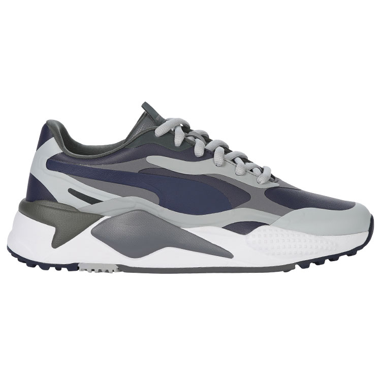 Puma Rs G Golf Shoes Peacoat High Rise Quiet Shade Clubhouse Golf