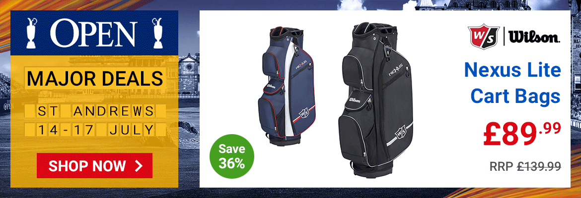 5a169e26bf9f Golf Cart Bags | Waterproof Golf Trolley Bags at the Lowest UK ...