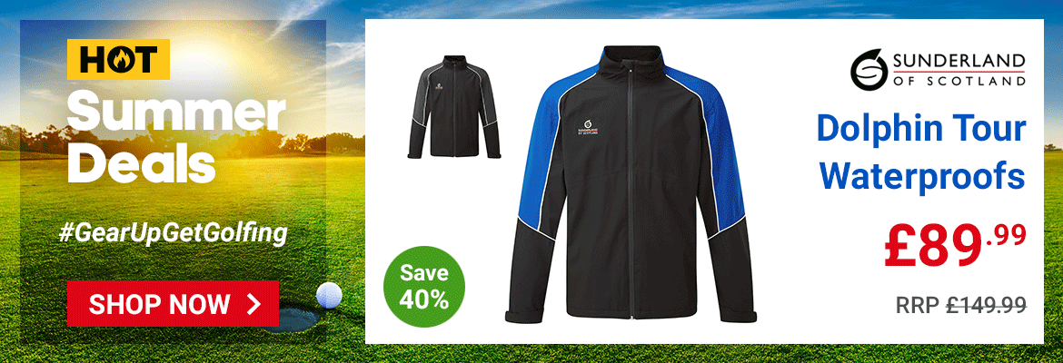 8a4091bf9f6 Golf Waterproofs On Sale - Up To 70% Discount - Clubhouse Golf
