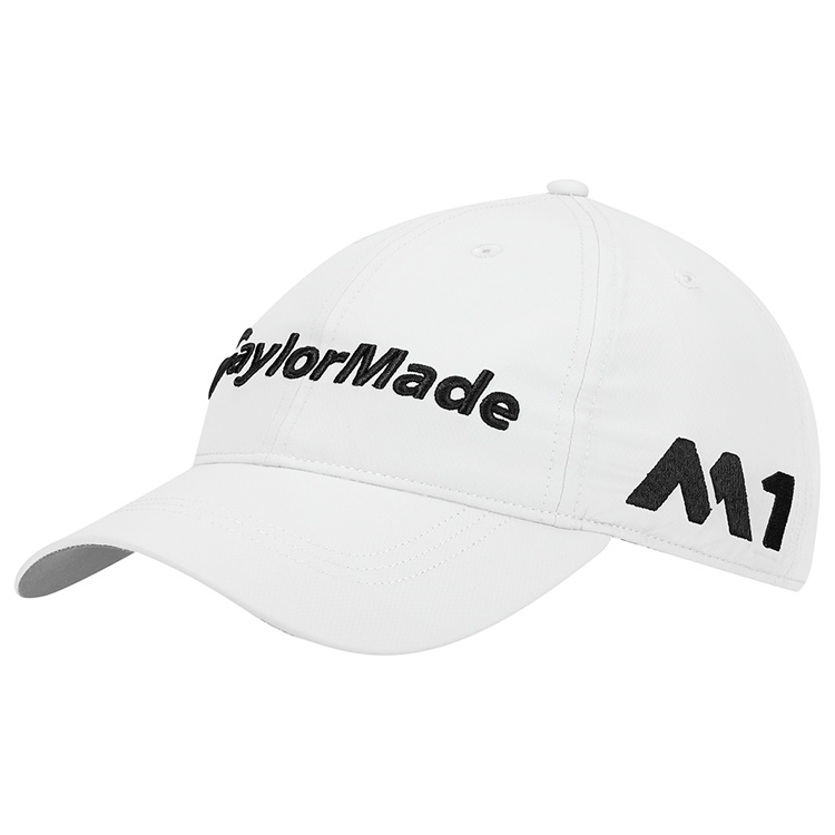 b1ae49b4daf TaylorMade 2017 Tech-Lite Tour Golf Cap White. Double tap to zoom