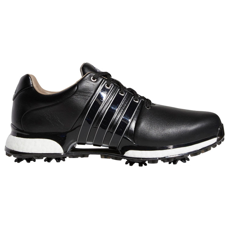 cheap for discount e9085 1bd81 adidas Tour 360 XT Golf Shoes Black Black Silver. Double tap to zoom