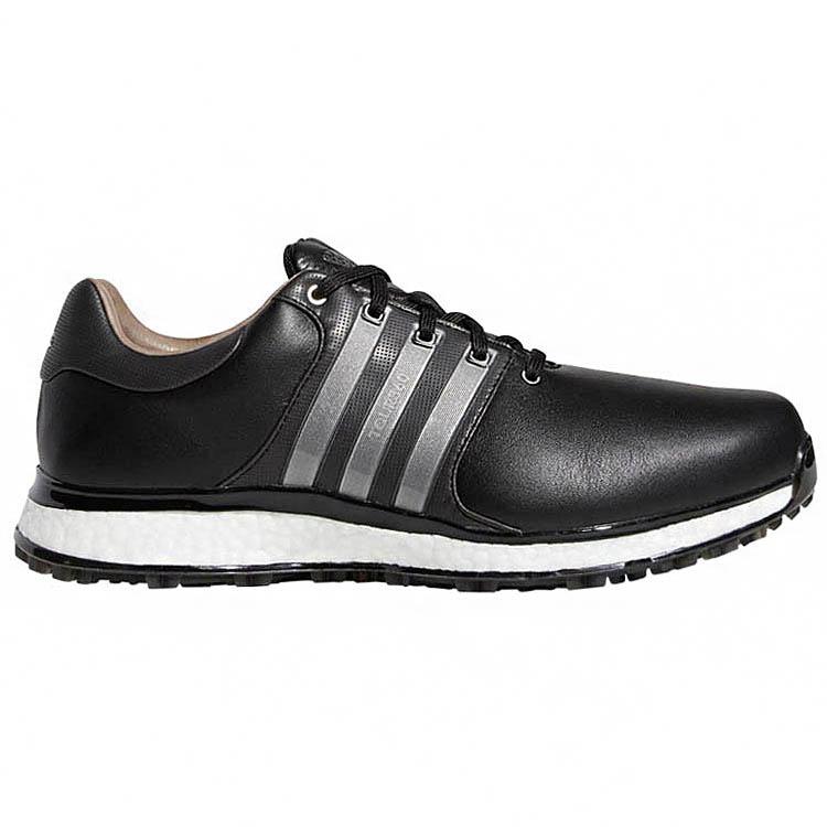adidas Tour 360 XT SL Golf Shoes Black Iron Silver - Clubhouse Golf 8f5d012aac2